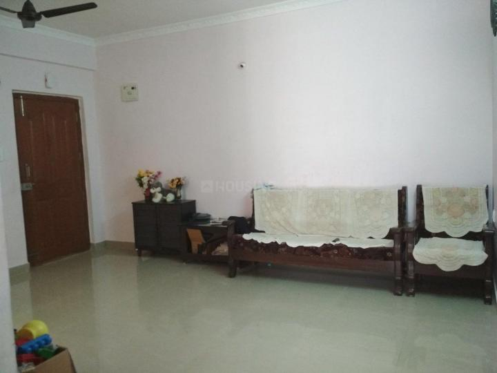 Living Room Image of 1350 Sq.ft 3 BHK Apartment for rent in Panathur for 23000