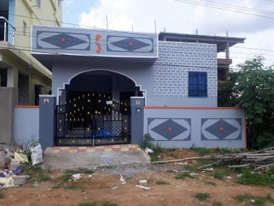 Gallery Cover Image of 1000 Sq.ft 2 BHK Independent House for rent in Puppalaguda for 14000