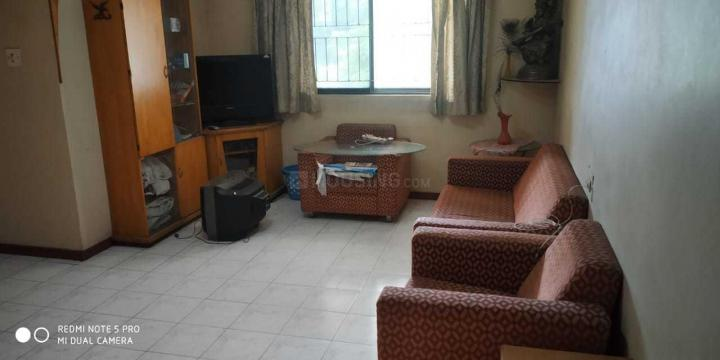 Living Room Image of 960 Sq.ft 2 BHK Apartment for rent in Magarpatta City for 28000