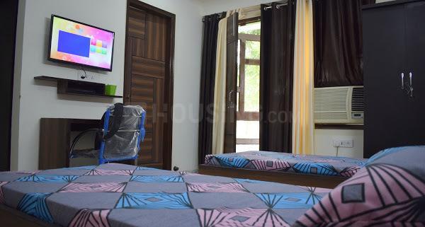 Bedroom Image of Gurgaon PG Girls in Sector 14