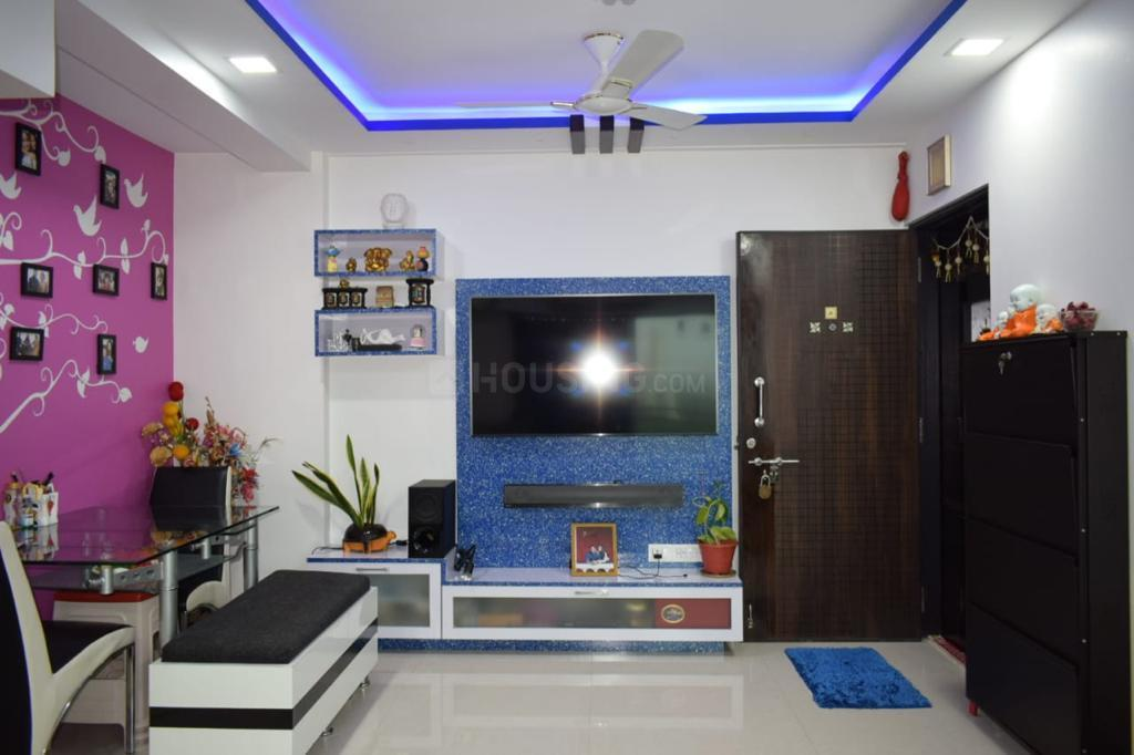 Living Room Image of 550 Sq.ft 1 BHK Apartment for buy in Malad West for 11500000