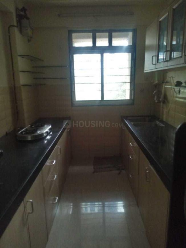 Kitchen Image of 950 Sq.ft 2 BHK Apartment for rent in Sewri for 80000