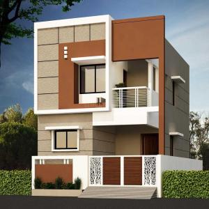 Gallery Cover Image of 750 Sq.ft 2 BHK Independent House for buy in Vandalur for 3300000