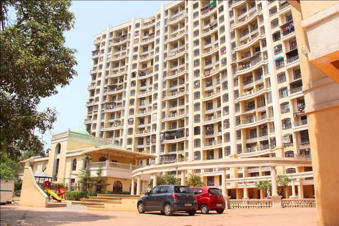 Building Image of 1200 Sq.ft 2 BHK Apartment for rent in Kalyan West for 17000