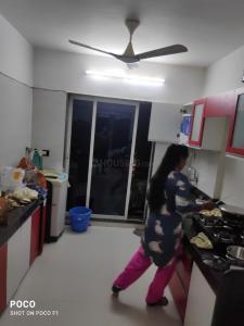 अंधेरी वेस्ट में इंडिविजुअल रूम के किचन की तस्वीर