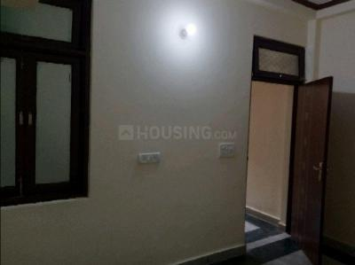 Gallery Cover Image of 450 Sq.ft 1 RK Independent Floor for rent in New Ashok Nagar for 7500