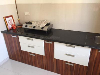 Gallery Cover Image of 650 Sq.ft 1 BHK Apartment for rent in Puraniks Puraniks City Phase 1, Thane West for 15500