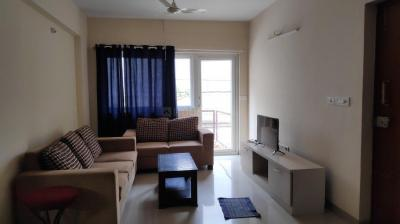 Gallery Cover Image of 1030 Sq.ft 2 BHK Apartment for rent in MJR Platina, Kudlu Gate for 24000