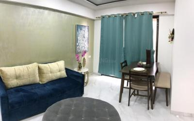 Gallery Cover Image of 730 Sq.ft 1 BHK Apartment for buy in Kharghar for 5500000