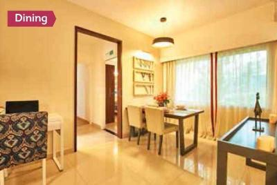 Gallery Cover Image of 1165 Sq.ft 2 BHK Apartment for buy in Brigade 7 Gardens, Subramanyapura for 6384614