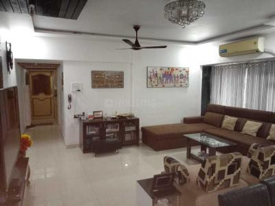 Gallery Cover Image of 1325 Sq.ft 3 BHK Apartment for buy in Kanakia Challenger, Kandivali East for 24500000