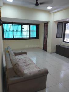 Gallery Cover Image of 1110 Sq.ft 2 BHK Apartment for rent in Nerul for 32000