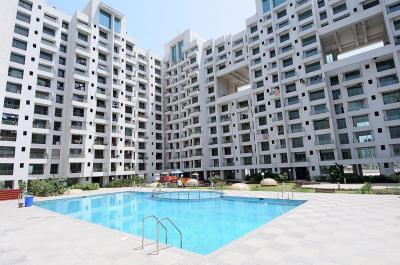 Gallery Cover Image of 1180 Sq.ft 2 BHK Apartment for rent in Goodwill Paradise, Kharghar for 28000