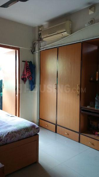 Bedroom Image of 650 Sq.ft 1 BHK Apartment for rent in Kondhwa for 14000