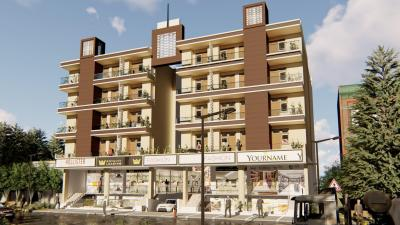 Gallery Cover Image of 1127 Sq.ft 2 BHK Apartment for buy in Noida Extension for 2799000