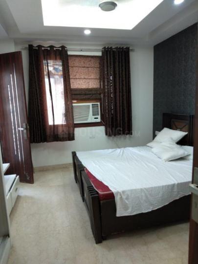 पटेल नगर में वी ए एन एस एच में बेडरूम की तस्वीर