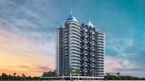 Gallery Cover Image of 1185 Sq.ft 2 BHK Apartment for rent in Vishwa Hans, Kharghar for 23000