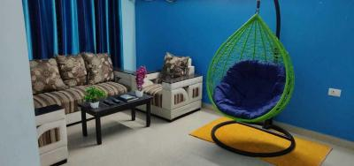 Living Room Image of Apna Home PG in Sector 15