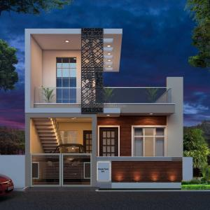 Gallery Cover Image of 1000 Sq.ft 2 BHK Independent House for buy in Gomti Nagar for 3499000