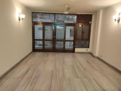 Gallery Cover Image of 2250 Sq.ft 3 BHK Independent Floor for rent in Greater Kailash for 45000