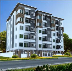 Gallery Cover Image of 1390 Sq.ft 3 BHK Apartment for buy in Alwal for 5560000