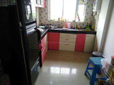 Gallery Cover Image of 670 Sq.ft 1 BHK Apartment for rent in Bopkhel for 15000