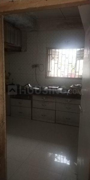 Kitchen Image of 750 Sq.ft 1 BHK Apartment for rent in Dombivli East for 9000