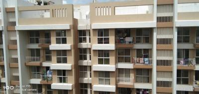 Gallery Cover Image of 1000 Sq.ft 2 BHK Apartment for rent in Samraat Symphony, Pathardi Phata for 10000