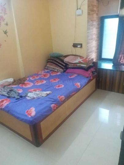 Bedroom Image of 650 Sq.ft 1 BHK Apartment for rent in Kopar Khairane for 13000