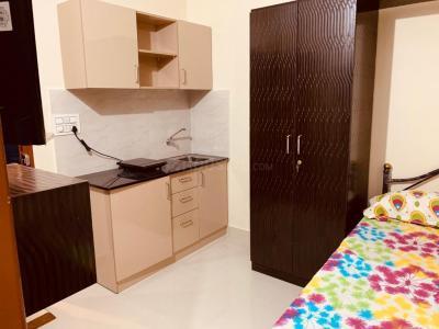 Kitchen Image of Pmr Heights in Kartik Nagar