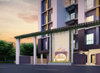 Gallery Cover Image of 476 Sq.ft 1 BHK Apartment for buy in Thakuranir Chak for 1523200