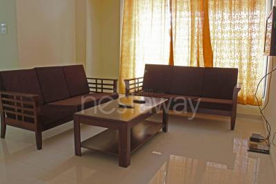 Living Room Image of PG 4642823 Wadgaon Sheri in Wadgaon Sheri