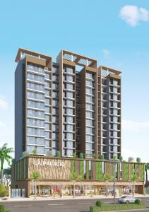 Gallery Cover Image of 1945 Sq.ft 3 BHK Apartment for buy in Ulwe for 14587500