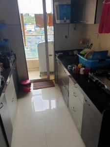 Gallery Cover Image of 887 Sq.ft 2 BHK Apartment for rent in Golders Green Complex, Kaikhali for 13000