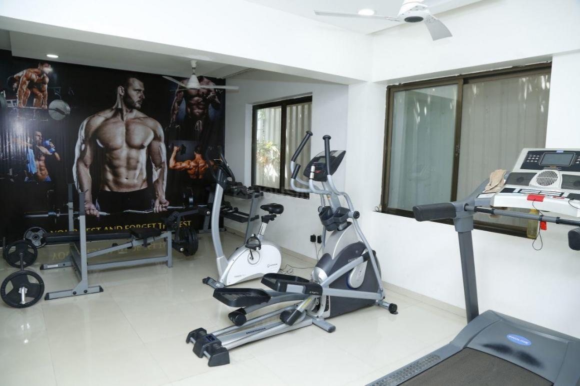 Gym Image of 980 Sq.ft 2 BHK Apartment for rent in Undri for 11000