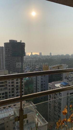 Balcony Image of Krishna Property in Andheri West