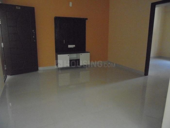 Living Room Image of 650 Sq.ft 1 BHK Apartment for rent in Munnekollal for 16000