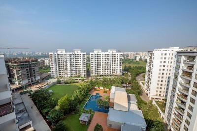 Gallery Cover Image of 3324 Sq.ft 4 BHK Apartment for buy in Pride Purple Park Titanium, Wakad for 32400000