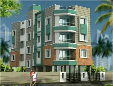 Gallery Cover Image of 770 Sq.ft 2 BHK Apartment for buy in Jadavpur for 3700000