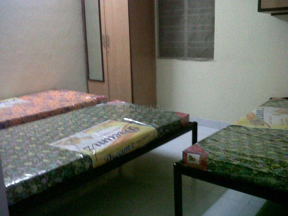 Bedroom Image of Kumar Samruddhi PG in Tingre Nagar
