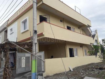 Gallery Cover Image of 600 Sq.ft 1 BHK Independent Floor for rent in Jigani for 6500
