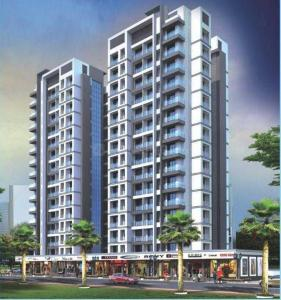 Gallery Cover Image of 650 Sq.ft 1 BHK Apartment for rent in Sahakar Premier, Mira Road East for 13000