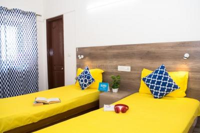 Bedroom Image of Zolo Crescent PG in Thanisandra