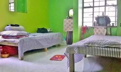 Bedroom Image of Best PG For Boys In Vip Haldiram in Kaikhali