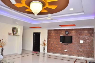 Gallery Cover Image of 530 Sq.ft 1 BHK Apartment for rent in Karve Nagar for 12000