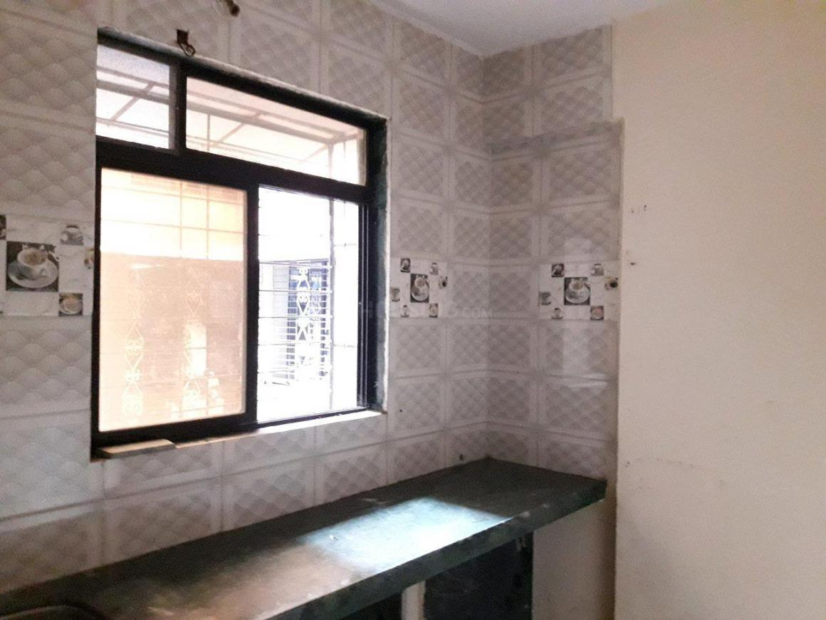 Kitchen Image of 400 Sq.ft 1 RK Apartment for rent in Dombivli East for 4800