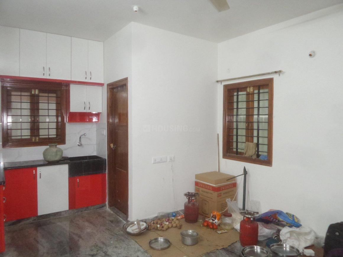 Bedroom Image of 400 Sq.ft 1 RK Apartment for rent in Vijayanagar for 13000