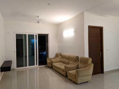 Gallery Cover Image of 1600 Sq.ft 3 BHK Apartment for rent in Thoraipakkam for 48000