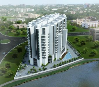 Gallery Cover Image of 1334 Sq.ft 2 BHK Apartment for buy in Casagrand Monte Carlo, Saidapet for 14399842