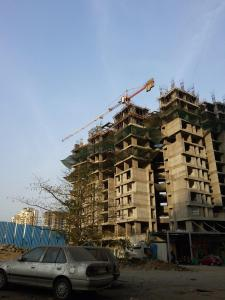 Gallery Cover Image of 329 Sq.ft 1 RK Apartment for buy in Kasarvadavali, Thane West for 4500000